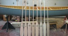 I have been making premium paddles since the early 1990's. I'll be profiling my efforts here. I offer quite a variety of paddle blade a...