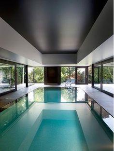 Pure lines, the Villa S_Kruishoutem in Belgium _