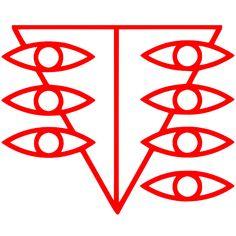 Neon Genesis Evangelion: Seele by kidslaughter Neon Genesis Evangelion, Evangelion Tattoo, Evangelion Kaworu, Skin Piercing, Piercings, Cardcaptor Sakura, Anime Tattoos, Tatoos, Lilith Symbol