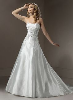 Large View of the Connie Bridal Gown