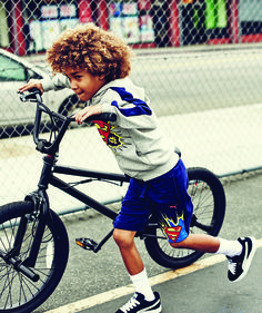 #PUMAKids Superman Collection.