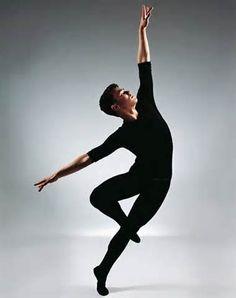 Black ballet: Samuel Chung