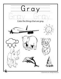 Learning Colors Worksheets for Preschoolers Color Activities For Toddlers, Color Worksheets For Preschool, Kindergarten Workbooks, Preschool Colors, Preschool Coloring Pages, Preschool Curriculum, Preschool Printables, Preschool Lessons, Classroom Activities