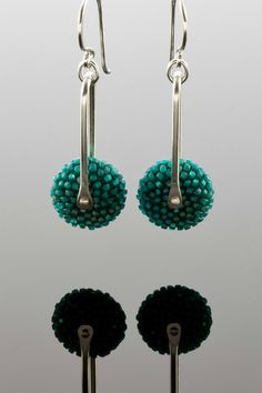 Spinner Earrings by Lisa Gastelum