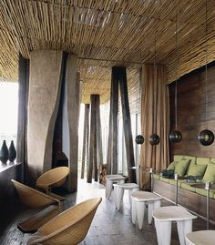 Safari Chic Singita Lodges: Singita Lebombo Lodge, Image Courtesy Atmosphere PR on behalf Sinigta Lodges