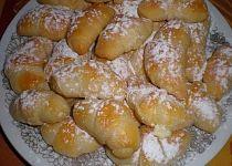 Plněné sladké rohlíky Pretzel Bites, French Toast, Bread, Homemade, Meals, Cooking, Breakfast, Cake, Recipes