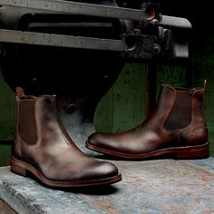 Montague 1000 Mile Chelsea Boot | Men's leather, Boots and Home