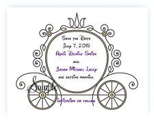 cinderella carriage outline  100 Custom Personalize...