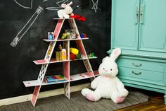 For the inner magician, try this DIY Pack of Cards Wall Rack for your room! For more great DIYs, tune in to Home & Family weekdays at 10a/9c on Hallmark Channel!