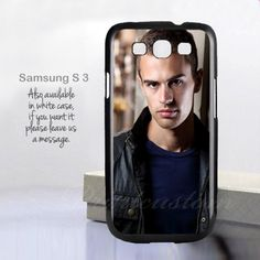 Theo James Four Divergent - Design for Samsung Galaxy S3 Case