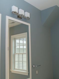 Bathroom Painting, Home Painting, Light Blue Interior Paint Colors, Paint Colors For Home, House Colors, Interior Design, House Paint Interior, Interior Painting, Design Bathroom, Bathroom Colors, Hallway Colors