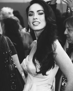 We can all admit it, we all had a huge girl crush on Megan Fox before. I'm not the only one, right?