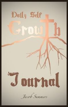 Daily Self Growth Journal - Accomplishment Through Adversity - JacobSummers
