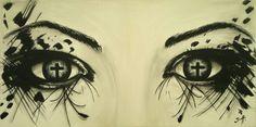 "ACRILYC  48 x 24 "" by Suffi 2013"