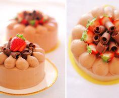 今年はチョコレートケーキ : nag