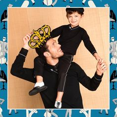 "- Dolce & Gabbana (@dolcegabbana) no Instagram: ""Mirroring a gentleman's look with #MiniMe Collection"""
