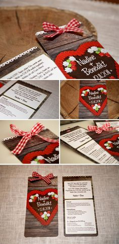 SO WANT THESE for the germany wedding!!! just cute!!! table name board (lebkuchen heart shaped and name tags in hearts too!