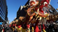 #Vancouver Chinese New Year Parade 2014