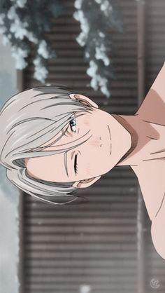 Laptop Wallpaper, Wallpaper Pc, Yuri Anime, Manga Anime, Yuri On Ice Lockscreen, Yuri On Ice Fondos, Halo Halo, Yuri Plisetsky, Anime Boyfriend