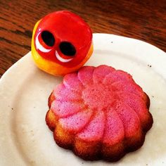 Pop color cake!! #mizumushikun #cake #sweets #food #cute #pink #pop #flower #dessert #design