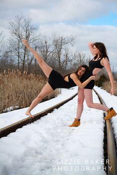 Lizzie Baker Photography | Performance Art Photography, Performance Art, Dance Photography, Atlanta Dance Photographer, Winter, Snow Photography, Winter Photography. www.lizziebakerphotography.com