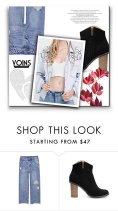 """""""YOINS 6/20"""" by alinnas ❤ liked on Polyvore featuring yoins, yoinscollection and loveyoins"""