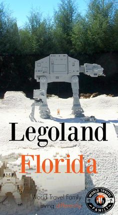 Legoland Theme Park Florida . What did we make of it? Family Travel in the USA, Orlando and Florida from World Travel Family.