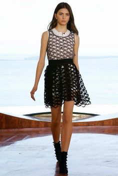 From the French Riviera, Christian Dior Cruise-Resort 2015/2016 – GeorgiaPapadon