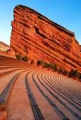 Red Rocks: One of the many Highlights of our Colorado trip 2012.