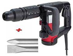 Flex Bohrhammer DH 5-45 SDS-Max inkl. 2 tlg. Meisselset