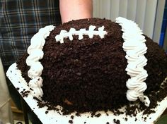 Superbowl or Football themed Party food party-ideas