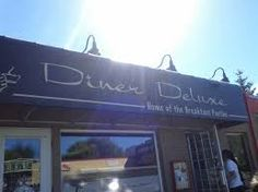 diner deluxe calgary --- location in Aspen as well Canadian Rockies, Alberta Canada, Summer Travel, Calgary, Aspen, Summer 2014