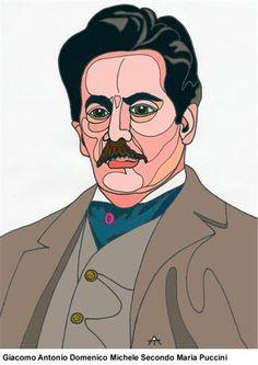 Giacomo Puccini By Alexei Talimonov
