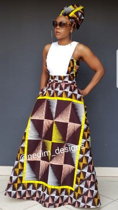 African fashion trends which is stunning. African Fashion Traditional, African Print Fashion, Africa Fashion, African Prints, Traditional Clothes, Tribal Fashion, African Fabric, African Prom Dresses, African Fashion Dresses
