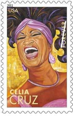 "Celia Cruz, the ""Queen of Salsa"" garnered more than 100 worldwide recognitions, multiple platinum and gold records and other honors. She spent much of her career living in New Jersey and headlined a concert at New York City's Carnegie Hall."