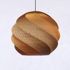 Garnet40 lamp by Wishnya Design Studio