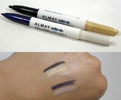 Almay wake up eyeliner.