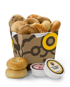Buy Bulk Bagels | Einstein Bros Bagels