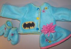 American Girl Doll Clothes  Batman Fleece by KingsLittleBlessings