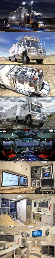 "We may have found the Ultimate ""Bug Out"" Vehicle!  This would be awesome #HomeOwnerBuff"