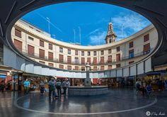 Plaza Redonda, Valencia (España)