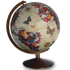 Butterfly Globe by ImagineNations