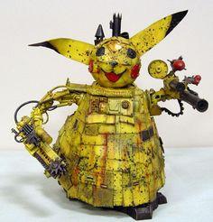 Pikachu!  Use Shokk Attack Gunz!!!