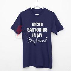 Jacob Sartorius is my Boyfriend Shirt On Sale  #bricoshoppe #Clothing #Apparel #TShirt #ShirtOnSale #FunnyShirt #JacobSartorius https://www.bricoshoppe.com/product/jacob-sartorius-is-my-boyfriend-shirt-on-sale/