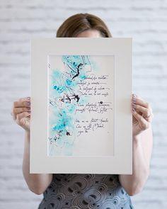 Poezie de suflet mama Polaroid Film, Instagram