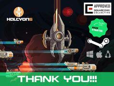 Halcyon 6 - Kickstarter