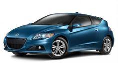 Honda telah meluncurkan CR-Z terbaru.