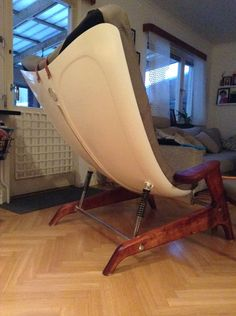 Beetle Hood chair