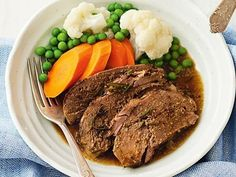 You will never roast lamb any other way - the end result is lamb that is so soft it melts in your mouth.