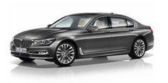 Sixth-Gen BMW 7-Series Image Leaked Via Online Configurator.